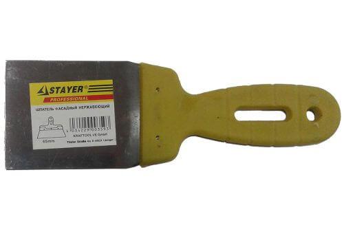 Шпатель фасадный нержавеющий Stayer м (65mm)