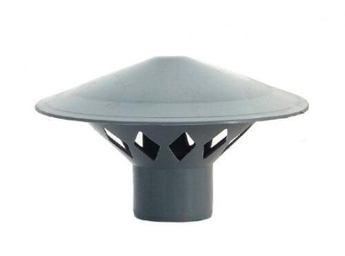 Зонт вентляционный d50