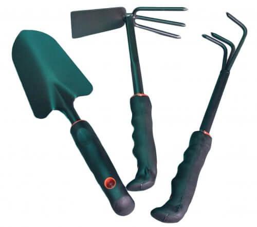 Набор садовый Центроинструмент из 3 инструментов