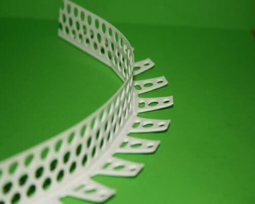 Уголок арочный пластиковый (2,7м)