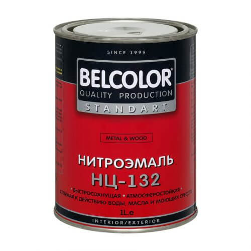 """(1.7кг) НЦ-132 """"Белколор"""""""