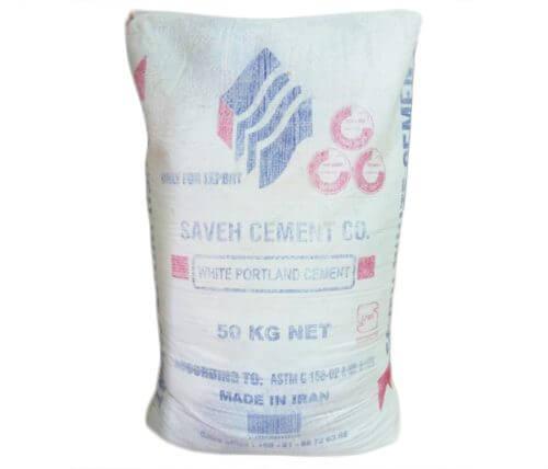 Цемент белый (50кг)