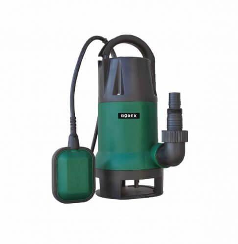 Погружной насос грязная вода RDX839 (900Вт)