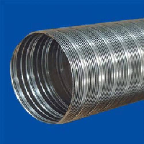 Гофра вентиляционная (200мм) 3м