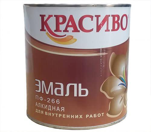 """(2.6кг) ПФ-266 """"Красиво"""" половой"""