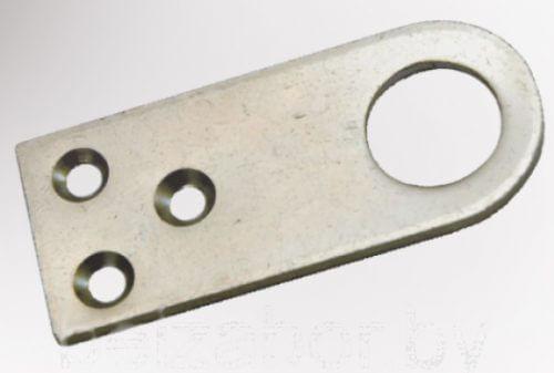 Ушко дверное прямое (железо)