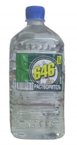 """Растворитель """"646"""" – Интерсинтез"""