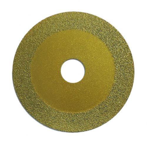 Диск по кафелю (золото) 110мм